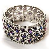 Peacock Stone Bracelet