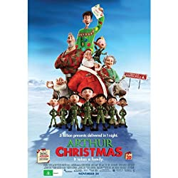Arthur Christmas (Bilingual) [Blu-ray + DVD]