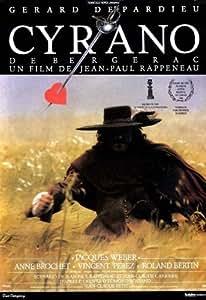 Cyrano de Bergerac Plakat Movie Poster (27 x 40 Inches - 69cm x 102cm) (1990) French