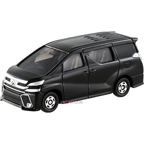 TAKARA TOMY TOMICA 84-2 TOYOTA VELLFIRE DIECAST CAR 824893
