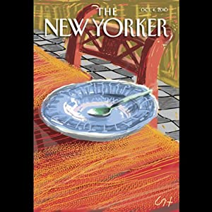 The New Yorker, October 4th 2010 (Malcolm Gladwell, Jeffrey Toobin, David Denby) Periodical