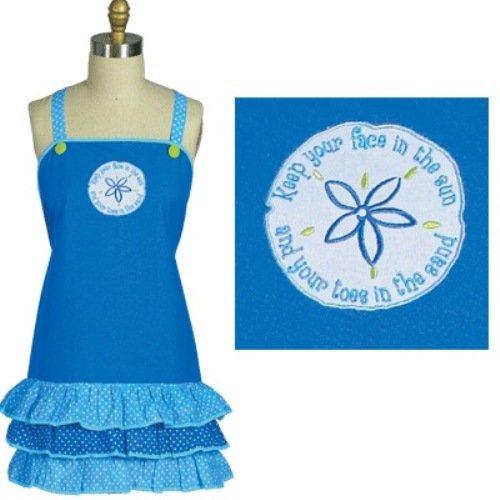coastal-blues-sun-and-fun-embroidered-sand-dollar-frill-ruffled-apron
