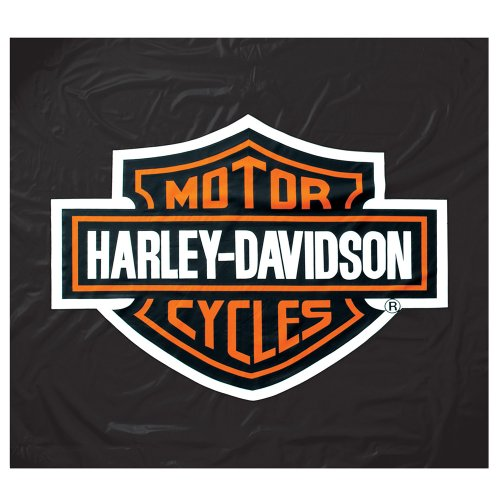Purchase Harley-Davidson® Vinyl Pool Table Cover