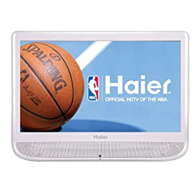 Haier HL22FW1 22-Inch Ultra Compact LCD HDTV