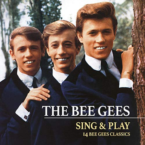 Vinilo : The Bee Gees - Sing & Play 14 Bee Gees Classics (United Kingdom - Import)