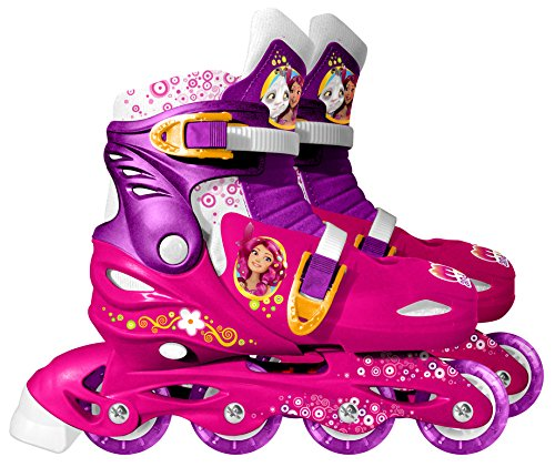 stamp-mia-and-me-pattini-rollerblade-regolabili-taglia-m