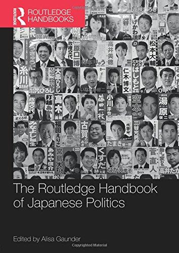 The Routledge Handbook of Japanese Politics (Routledge Handbooks)