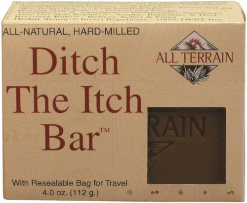 All Terrain Natural Ditch The Itch Bar Soap (4 oz.)