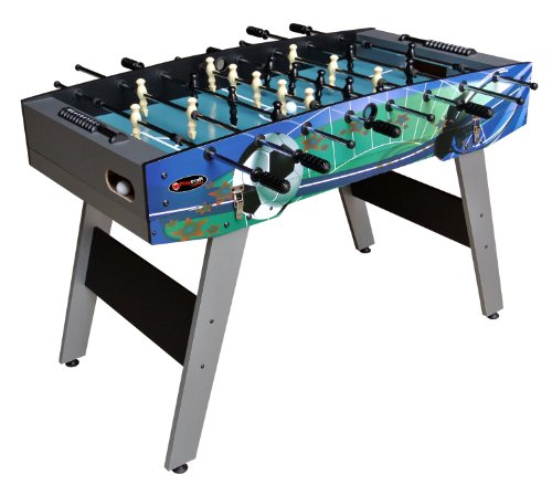 Best Price! Playcraft Sport 3-in-1 Multi-Game Table, 48-Inch, Blue/Green