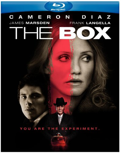 Cover art for  The Box [Blu-ray]