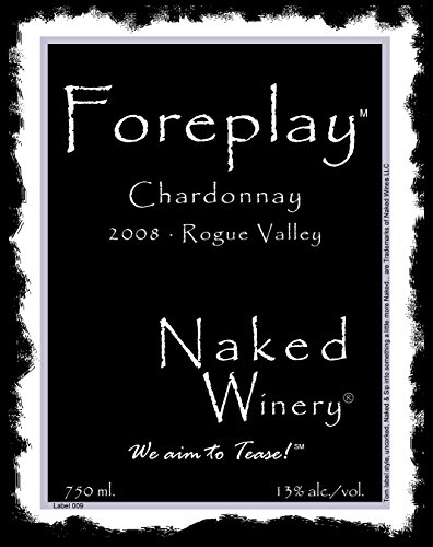 2008 Naked Winery Foreplay Chardonnay 750 Ml
