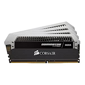 Corsair DOMINATOR® Platinum Series 32GB (4 x