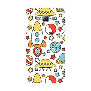 Garmor Designer Silicone Back Cover For Samsung Galaxy A7 SM-A700