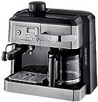 DeLonghi BC0330T Combination Drip Coffee and Espresso Machine from DeLonghi America, Inc.