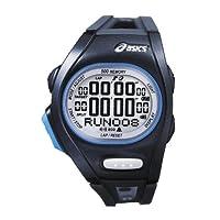 [アシックス ランニングウォッチ]ASICS RUNNING WATCH AR01レギュラー For Elite Racer ダークブル- CQAR0102