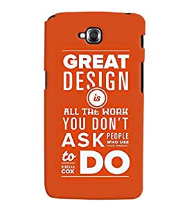 TOUCHNER (TN) Great Design Back Case Cover for LG GPro Lite::LG G Pro Lite Dual D686