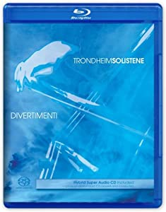 Divertimenti - Trondheim Solistene Hybrid Sacd Includes Blu-ray Disc from 2l