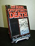 img - for An Equal Opportunity Death: A Mystery book / textbook / text book