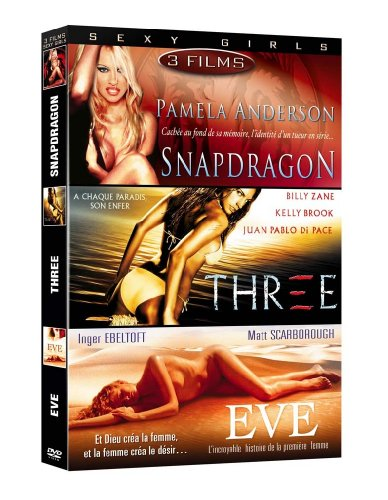 Sexy Girls : Snapdragon / Three / Eve [Edizione: Francia]