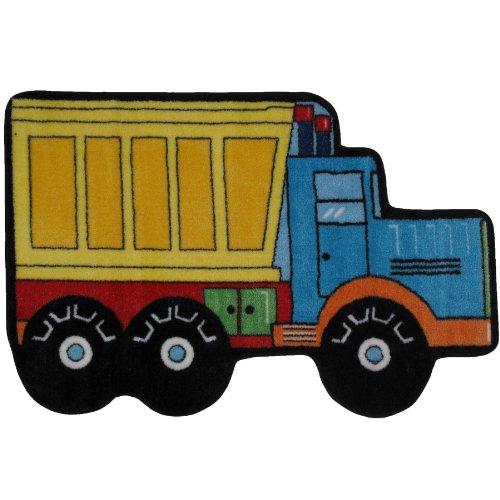 Dump Truck Area Rug 31