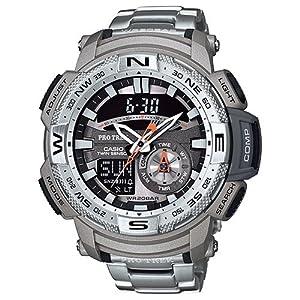 Reloj Casio Pro Trek Prg-280d-7er Hombre Negro