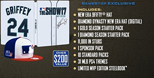 MLB The Show 17 Hall Of Fame Edition - PlayStation 4 [PlayStation 4] Sony
