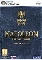 Total War : Napoleon - imperial edition [import anglais, langue français]