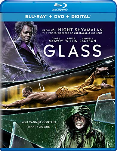 Blu-ray : Glass (2019) (2 Discos)