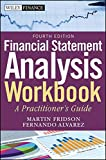 img - for Financial Statement Analysis Workbook: A Practitioner's Guide book / textbook / text book