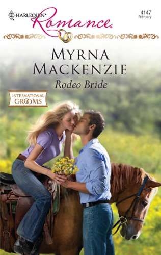 Image for Rodeo Bride (Harlequin Romance)