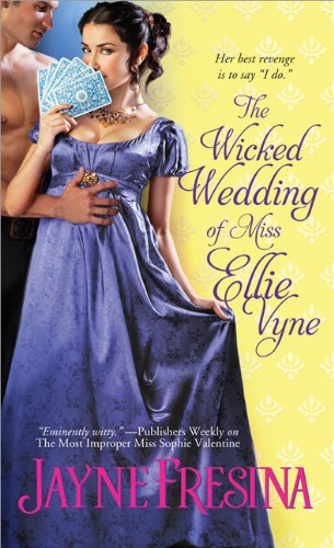 Image of The Wicked Wedding of Miss Ellie Vyne