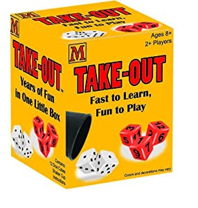 Take-Out Dice Game