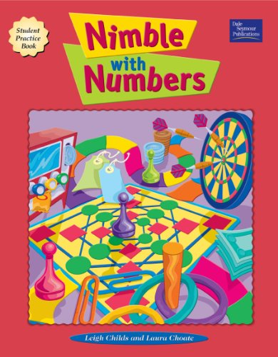 Nimble With Numbers: Grade 1: Student Practice Book