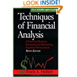 Techniques of Financial Analysis: A Practical Guide to Measuring Business Performance