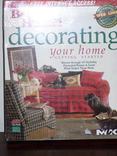 Better Homes and Garderns - Decorating your Home