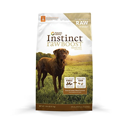 natures-variety-instinct-raw-healthy-skin-coat-boost-dog-food-duck-turkey-20-lb