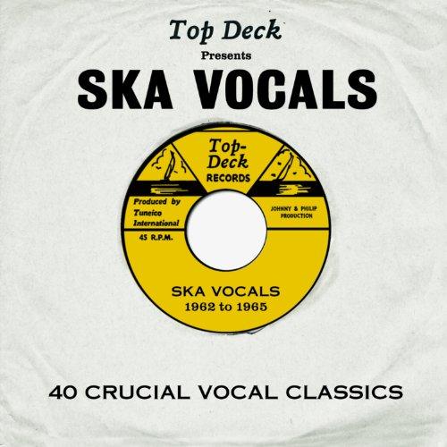 Top Deck Presents: Ska Vocals, Various Artists