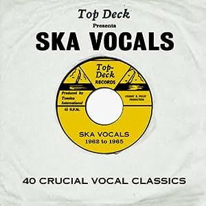 Top Deck Presents: Ska Vocals