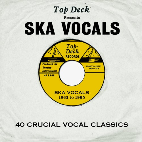 VA-Top Deck Presents Ska Vocals-2CD-FLAC-2013-YARD Download