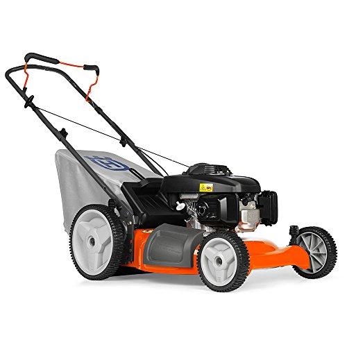 Husqvarna 7021P 21-Inch 160cc Honda GCV160 Gas Powered 3-N-1 Push Lawn Mower With High Rear Wheels (CARB Compliant) (Husqvarna Lawn Mower Honda compare prices)