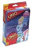 ディズニープリンセス シンデレラ ティンボックス入りUNO8386【ウノ カードゲーム おもちゃ 輸入 インポート グッズ】