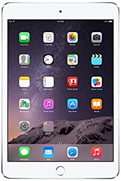 "20.1 Cm (7,9 "") apple iPad mini wi-fi 3 16Go argent (mGNV2FD notepad/a"