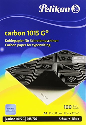 Kohlepapier A4 Pelikan 100 Blatt