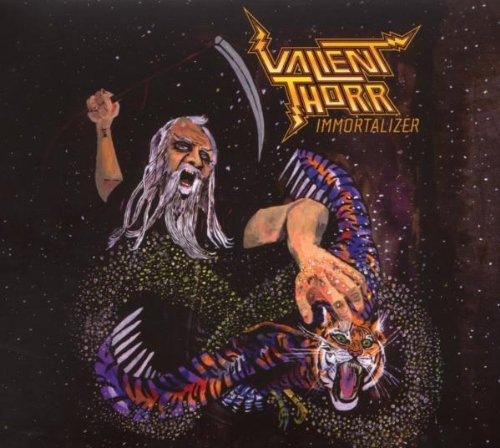 Immortalizer [CD] by Valient Thorr (2013-02-25)