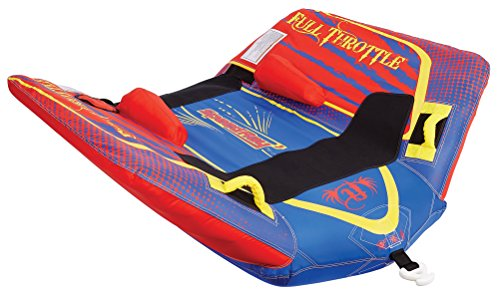 Full Throttle Speed Ray 1 Towable Tube
