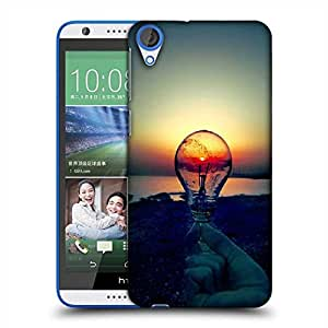 Snoogg Bubble sight Designer Protective Back Case Cover For HTC Desire 820