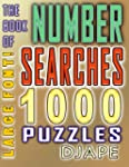 The book of Number Searches: 1000 Puz...