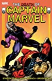The Death of Captain Marvel (0785168044) by Starlin, Jim
