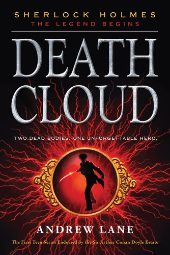 Death Cloud by Andrew Lane