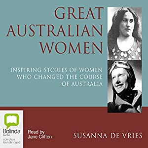 Great Australian Women Hörbuch